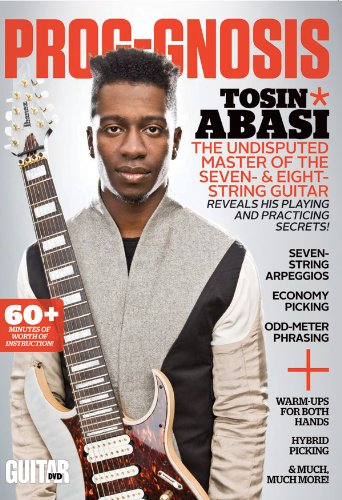 Guitar World -- Prog-Gnosis: 60+ Minutes Worth of Instruction!, DVD: Abasi, Tosin