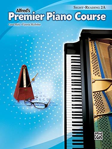 Premier Piano Course -- Sight-Reading: Level 2A: Matz, Carol; McArthur, Victoria