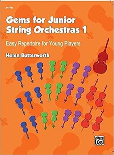9781470611736: Gems for Junior String Orchestras 1