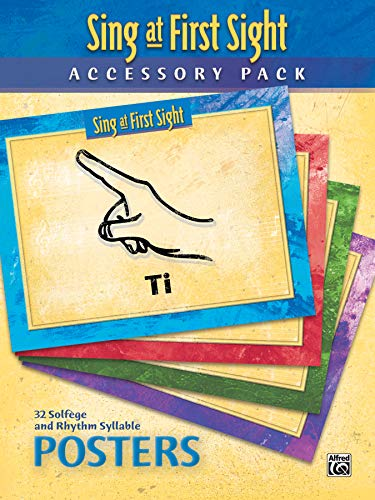 Sing at First Sight - Accessory Pack: Andy Beck