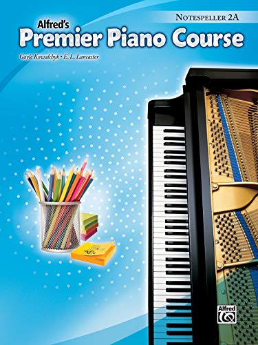 9781470614898: Premier Piano Course -- Notespeller: Level 2A