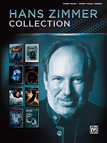 9781470615277: Hans Zimmer Collection: Piano Solo & Piano/Vocal