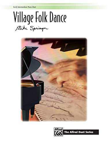 Village Folk Dance: Sheet (Signature Series)