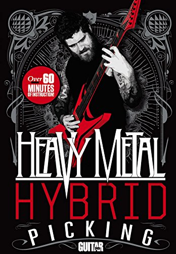 9781470616496: Heavy Metal Hybrid Picking: Over 60 Minutes of Instruction! (Guitar World)