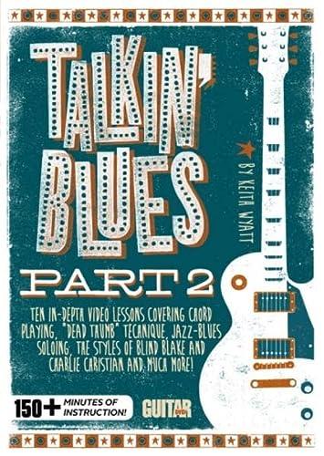 9781470616519: Guitar World: Talkin' Blues, Part 2