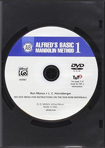 9781470618766: Alfred's Basic Mandolin Method 1 (Alfred's Basic Mandolin Library)