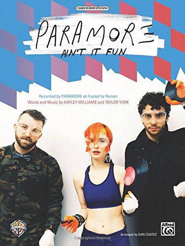 9781470618803: Ain't It Fun: Easy Piano, Sheet
