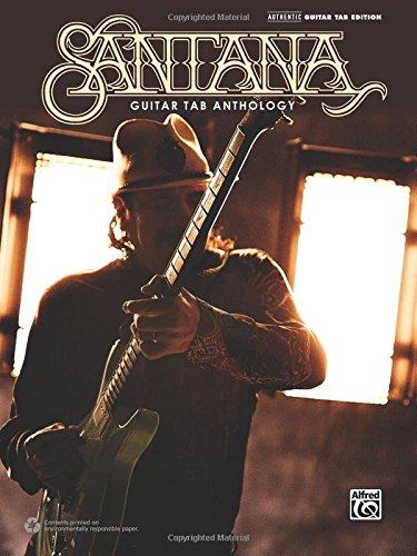 Santana -- Guitar TAB Anthology: Carlos Santana