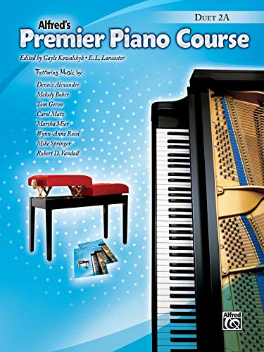Premier Piano Course Duets, Bk 2A: Alfred Publishing Staff