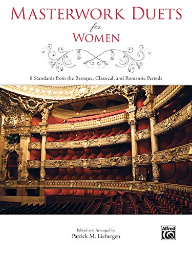 9781470626648: Masterwork Duets for Women: 8 Standards from the Baroque, Classical, and Romantic Periods