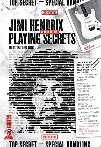 Guitar World -- Jimi Hendrix Playing Secrets: Jimi Hendrix, Andy
