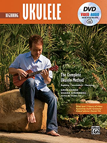 9781470627188: The Complete Ukulele Method: Beginning Ukulele, With Online Audio, Video & Software