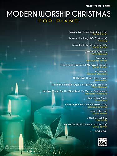 Modern Worship Christmas for Piano: Piano/Vocal/Guitar