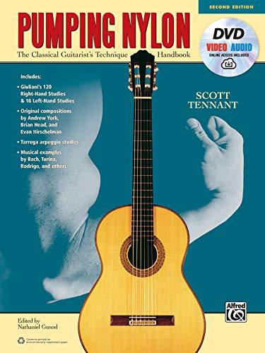 Pumping Nylon: A Classical Guitarist's Technique Handbook, Book, DVD & Online Audio & ...