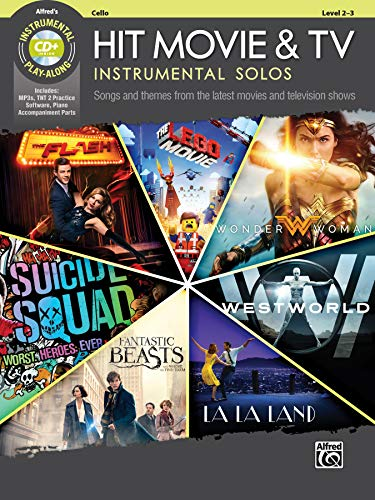 Hit Movie & TV Instrumental Solos for