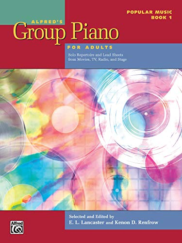 Alfred's Group Piano for Adults -- Pop: E. L. Lancaster;