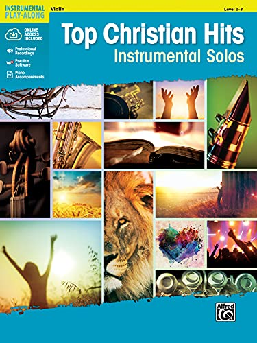 9781470639761: Top Christian Hits Instrumental Solos for