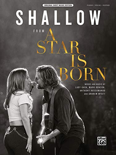 9781470641528: Gaga, L: Shallow: From a Star Is Born, Sheet (Original Sheet Music Edition)