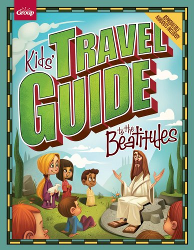 9781470704230: Kids' Travel Guide to the Beatitudes
