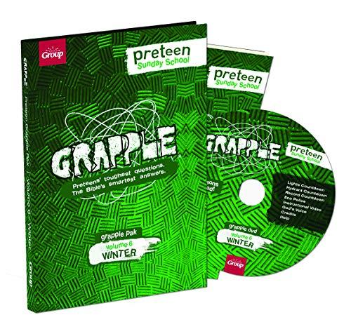 Grapple Preteen Sunday School Pak Volume 6: Preteens' Toughest Questions.  The Bible's ...