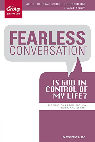 Fearless Conversation, Q4 Student Book: Group Publishing