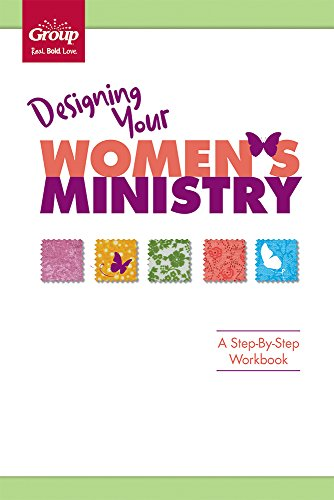 9781470723064: Designing Your Women's Ministry: A Step-by-Step Planning Guide