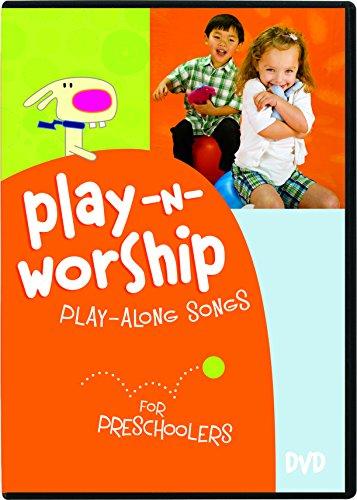 9781470726898: Play-n-Worship: Play-Along Songs for Preschoolers (DVD)