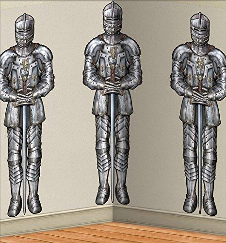9781470728168: Kingdom Fest: Knight Clings: (Set of 6)
