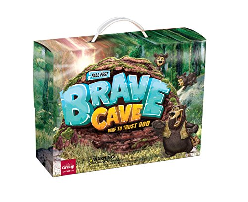 9781470736293: Brave Cave Fall Fest Kit: Dare to Trust God