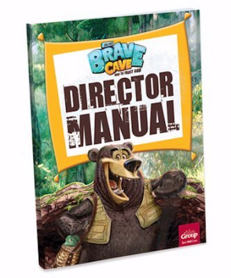 9781470736309: Brave Cave Additional Director Manual