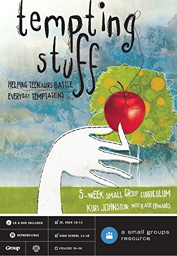 Tempting Stuff: 5-Week DVD Curriculum: Kurt Johnston