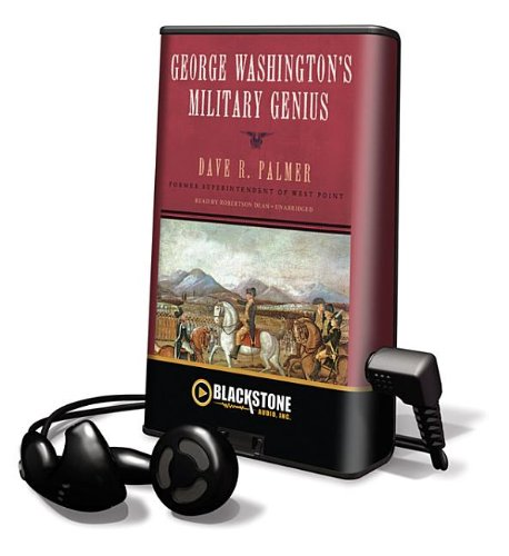 George Washington's Military Genius (1470808463) by Dave Richard Palmer; David R. Palmer