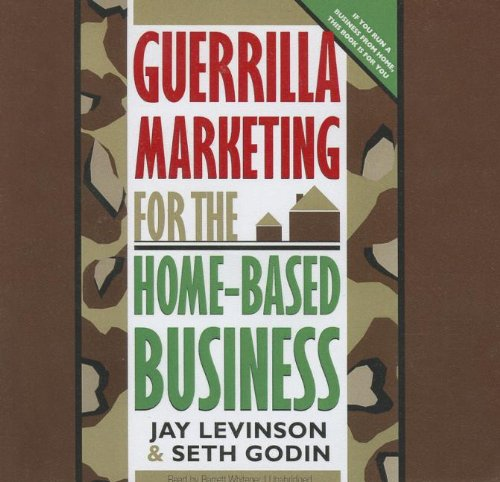 9781470811648: Guerrilla Marketing for the Home-Based Business