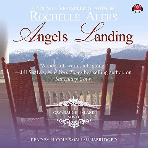 9781470815004: Angels Landing (Cavanaugh Island series, Book 2)