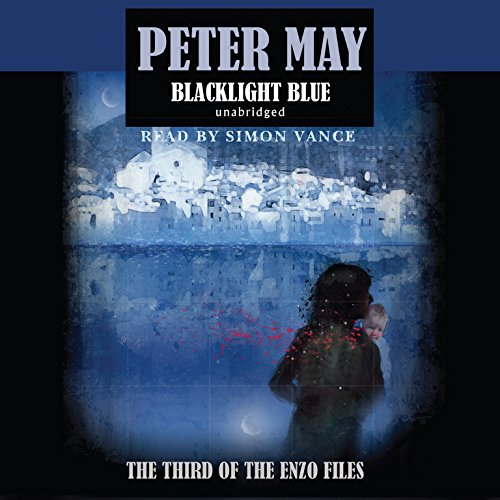 9781470824464: Blacklight Blue (Enzo Files, Book 3)