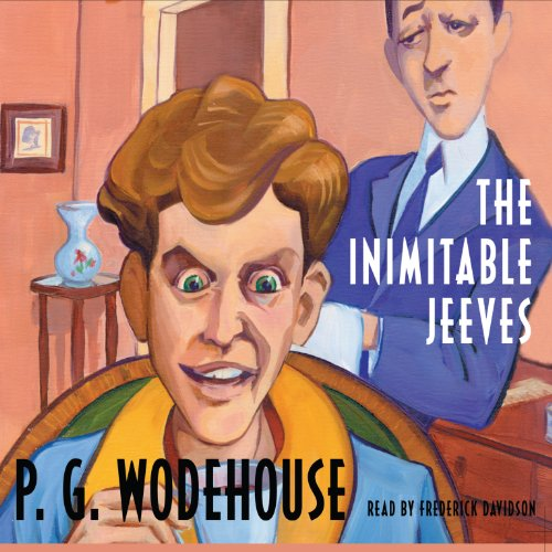 9781470824686: The Inimitable Jeeves (Jeeves and Wooster Series, 1923) (Jeeves and Wooster Novels)