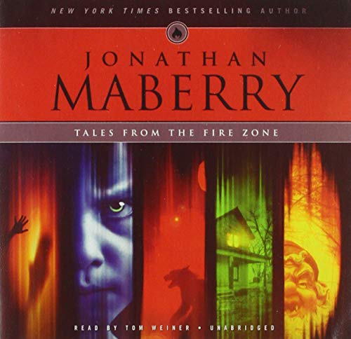 Tales from the Fire Zone: Jonathan Maberry