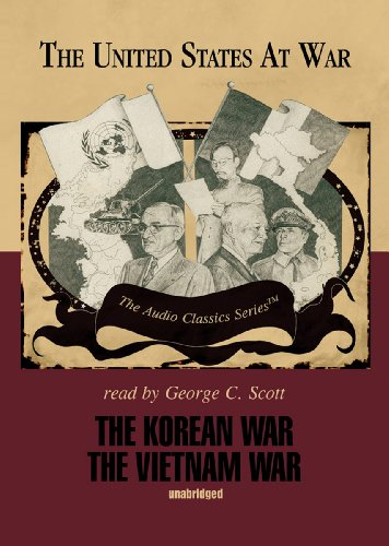 The Korean War -and- The Vietnam War (The United States at War - Audio Classics series)(Library Edition) (1470825325) by Joseph Stromberg; Wendy McElroy