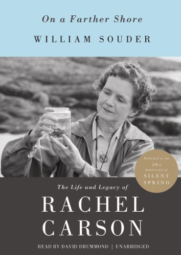 9781470826635: On a Farther Shore: The Life and Legacy of Rachel Carson (Library Edition)