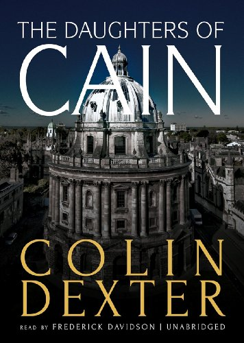 9781470828042: The Daughters of Cain (Inspector Morse Mysteries, Book 11) (The Inspector Morse Mysteries)