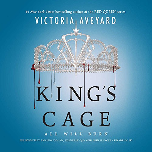 King's Cage (Red Queen): Victoria Aveyard