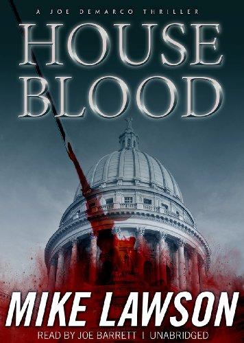 9781470839390: House Blood (A Joe Demarco Thriller, Book 7) (Joe DeMarco Thrillers (Audio))
