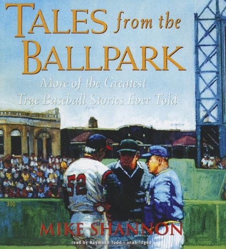 9781470846947: Tales from the Ballpark
