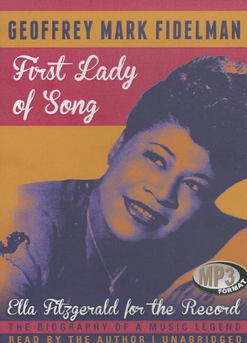 9781470847074: First Lady of Song: Ella Fitzgerald for the Record