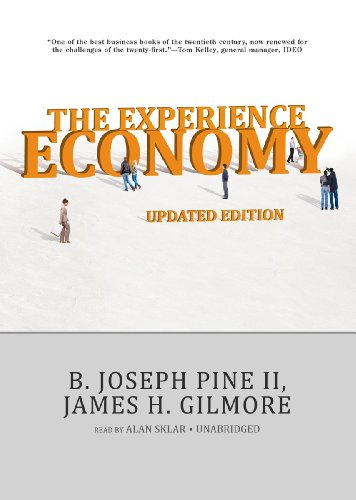 9781470880354: The Experience Economy: Includes Pdf Charts and Graphs