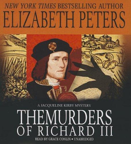 9781470886714: The Murders of Richard III (Jacqueline Kirby Mystery)
