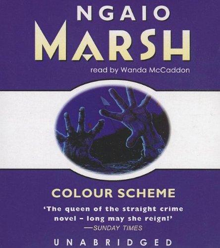 Colour Scheme -: Ngaio Marsh