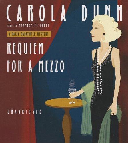 9781470886998: Requiem for a Mezzo (Daisy Dalrymple Mysteries (Audio))