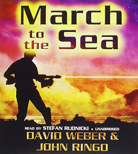 9781470887445: March to the Sea (Prince Roger)