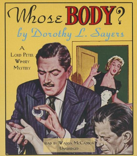 Whose Body? (Lord Peter Wimsey) (1470888955) by Sayers, Dorothy L.